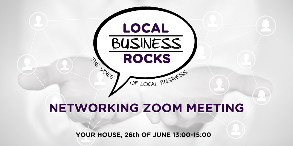 Monthly Networking Meeting - JUNE
