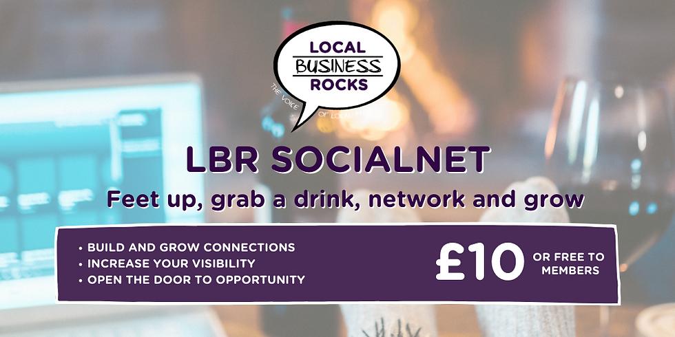 LBR Evening SocialNet February
