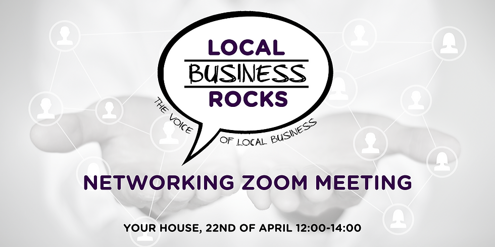 Monthly Networking Meeting - APRIL