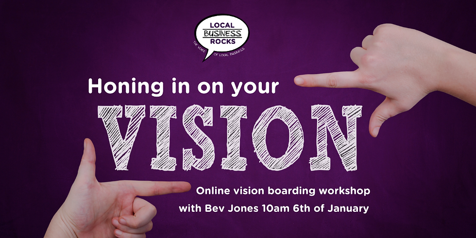 Honing in on your vision