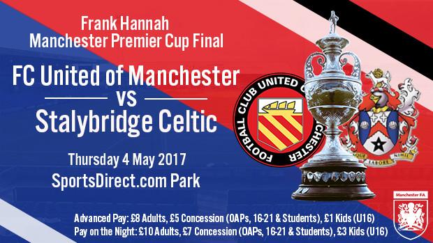 Nova fita històrica: ja tenim aquí la nostra primera final de la Manchester Premier Cup!!!