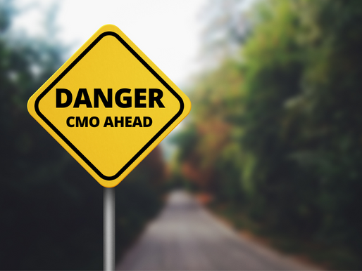Chief Marketing Officer Is The Most Dangerous Title Around