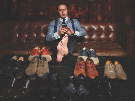 On Personal Brand, Or Why You Never Wear Socks With A Three-Piece Suit