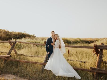 Salt Lake City Bridal Session | Sam and Spencer