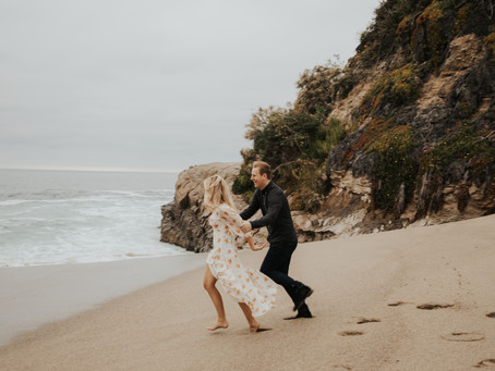 Laguna Beach Engagement | Nory and Jay