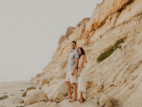 Torrey Pines Anniversary | Lindsey and Jamie