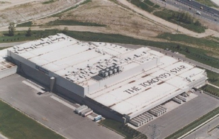 Data Center Facility in Vaughan