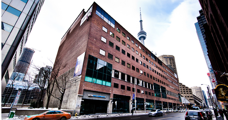 Downtown Toronto  Data Center Location