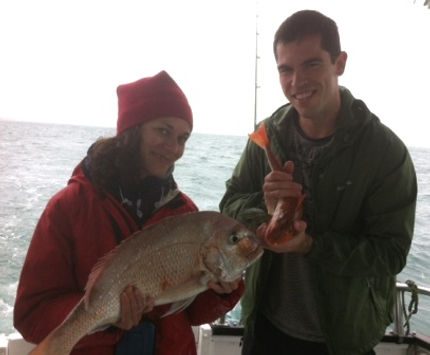 Auckland fishing charters