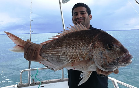 Auckland Fishing Charters Riko Boat Charters
