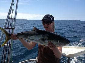 Auckland charter Fishing,rikoboatcharters.com