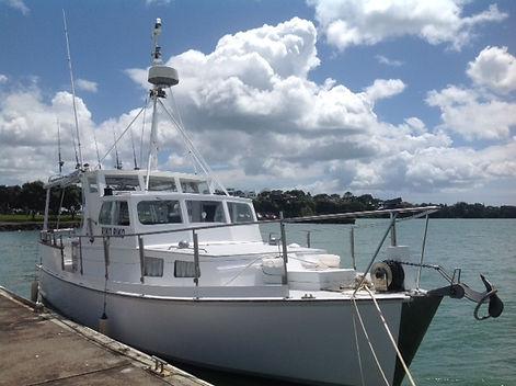 Riko Boat Charters Berth