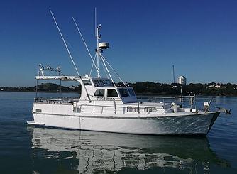 Auckland charter fishing, rikoboatcharters