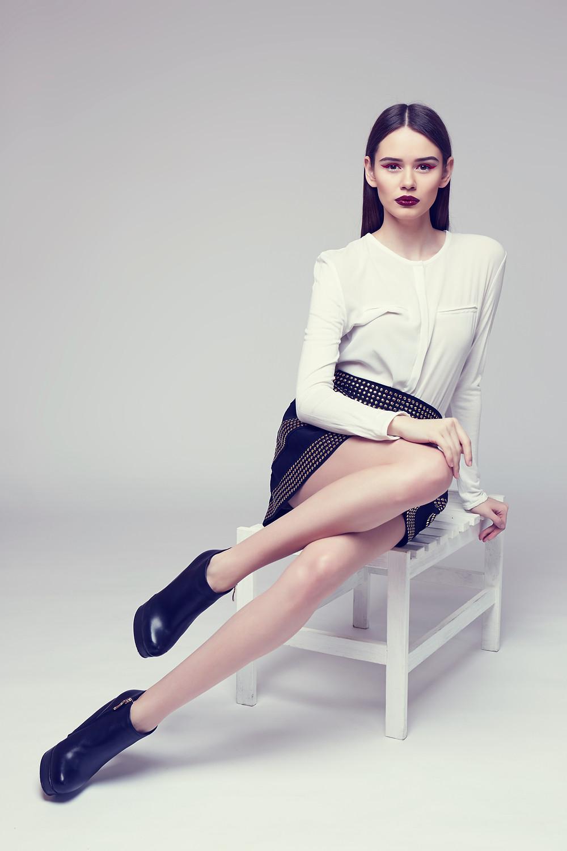 Female Model Latitude Studios