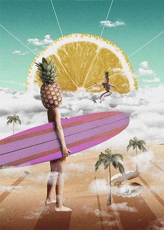 Sweet Surfing