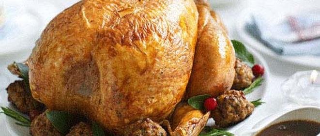 Whole White Turkey