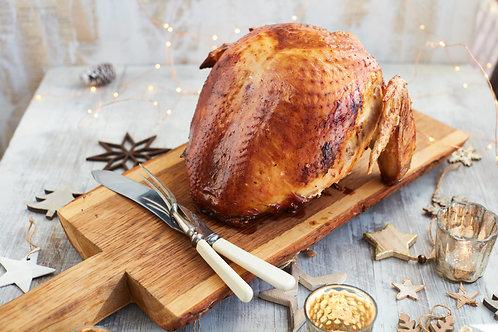 Turkey Crown with wings excluding legs - Bone in.