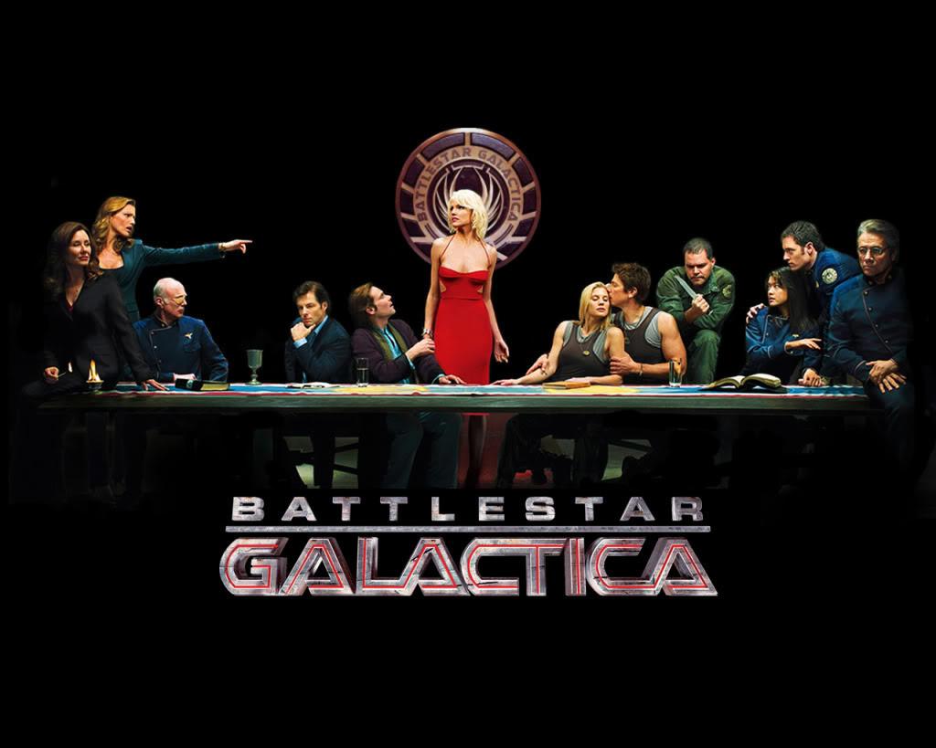 Battlestar Galactia
