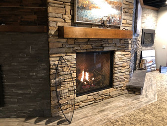 examples of fireplaces and design