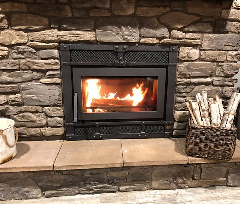 wood burning fireplaces sioux falls sd
