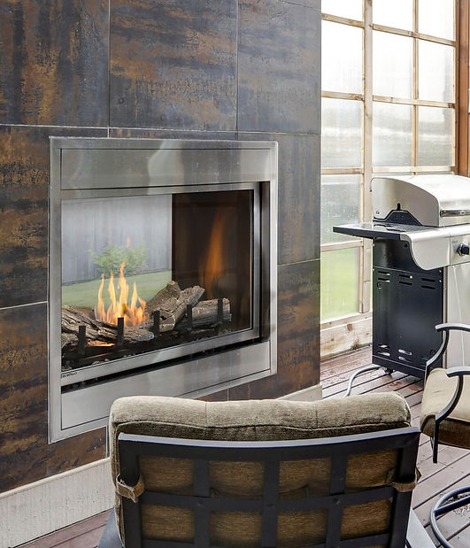 outdoor ventless fireplace sioux falls.j