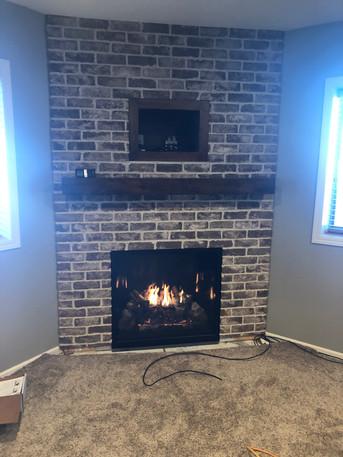 custom fireplace installs sioux falls sd