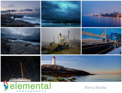 Nova Scotia Ocean Playground