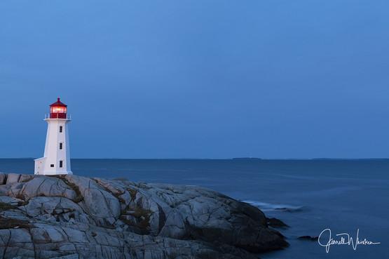 Peggy's Point Lighthouse