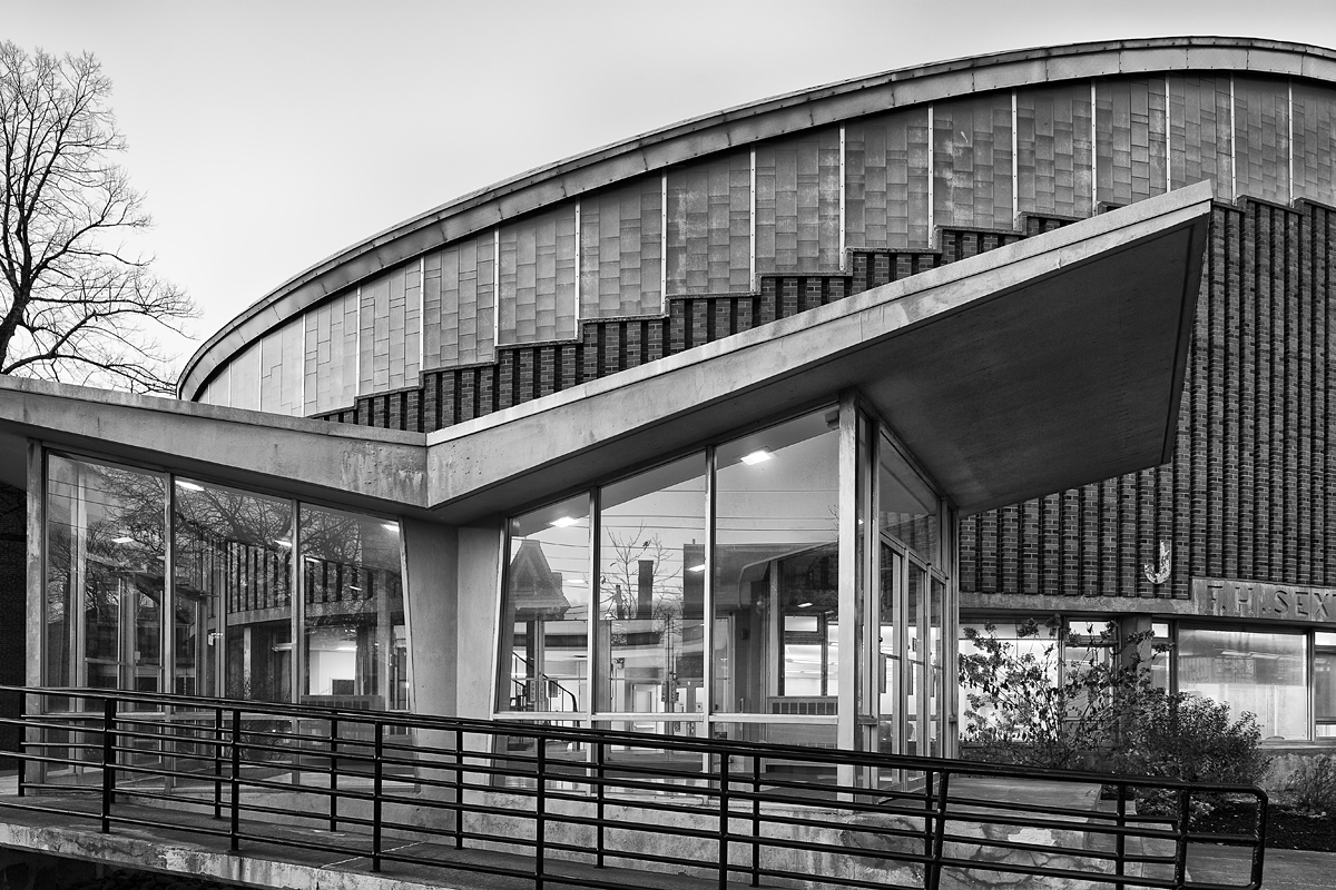 F. H. Sexton Memorial Gymnasium