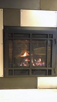 custom fireplace design sioux falls