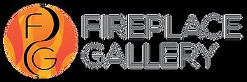 Fireplace Gallery logo transparent behin