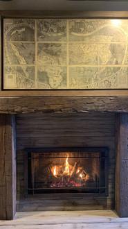 fireplace mantel design sioux falls