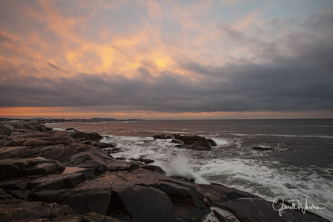Rocks at Peggys Cove