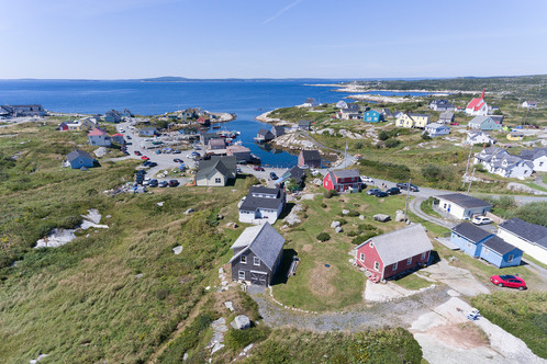 Peggys Cove Village