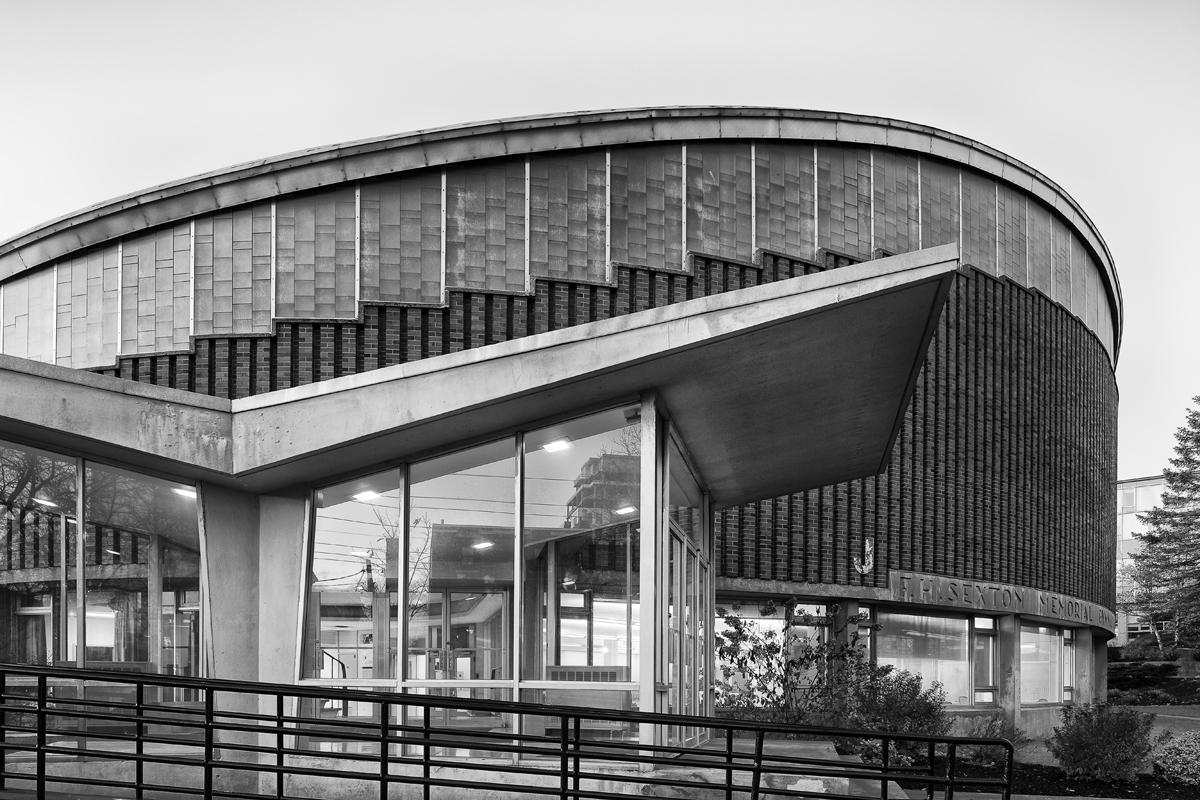 Sexton Memorial Gymnasium