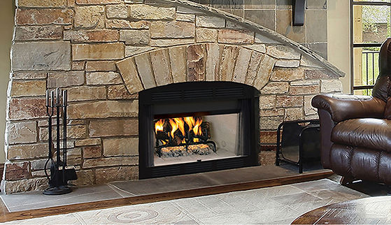 astria wood burning fireplace sioux fall