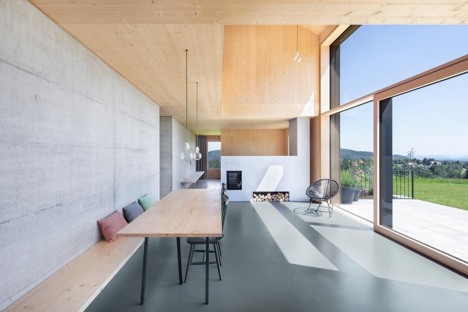 Wohnhaus Knaus Rickenbach