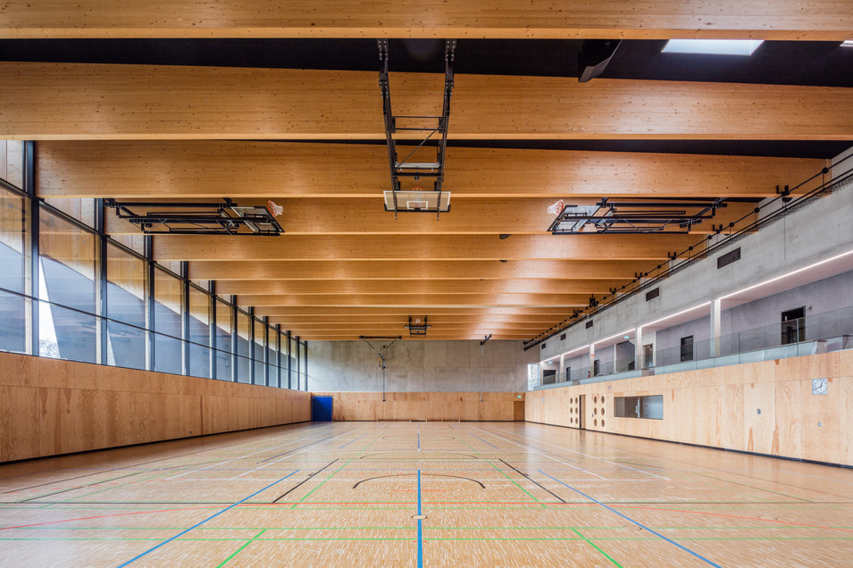 Sporthalle Sigmaringendorf