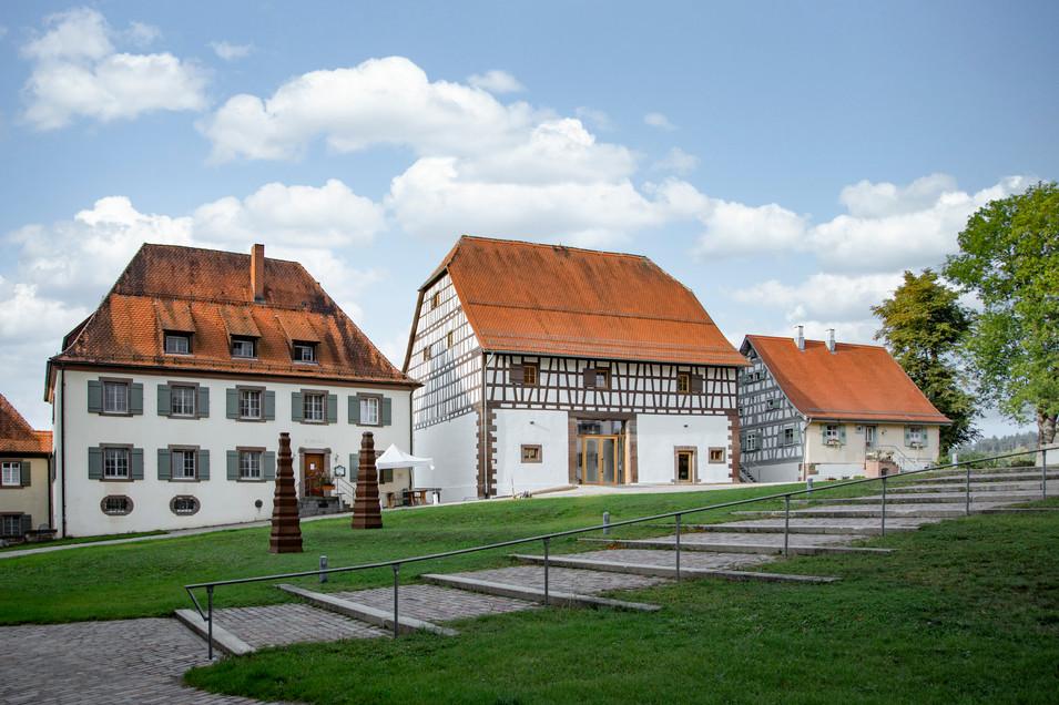 Obere Scheuer Kloster Kirchberg von Kuner Architekten
