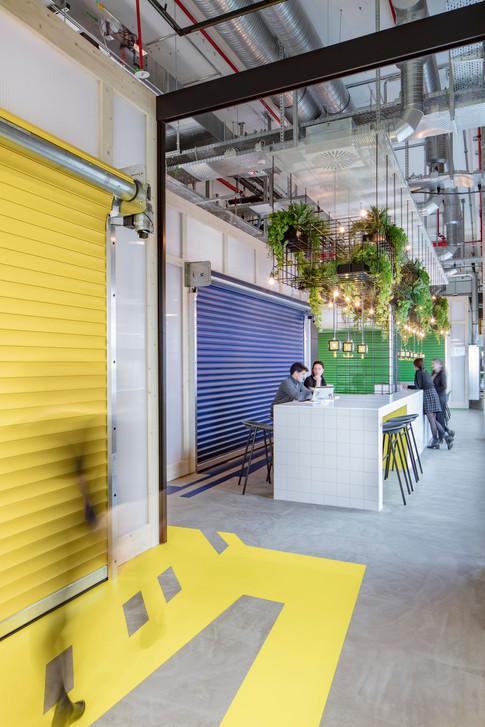 Bosch X-Change Lab von Scope Architekten
