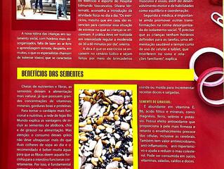 Revista Suplementação revela os benefícios das sementes da Bio Mundo