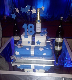 Sweet 18th Birthday Party