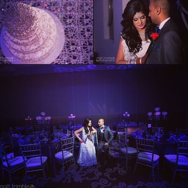 We had the pleasure of working with this beautiful couple Bhakti & Eza