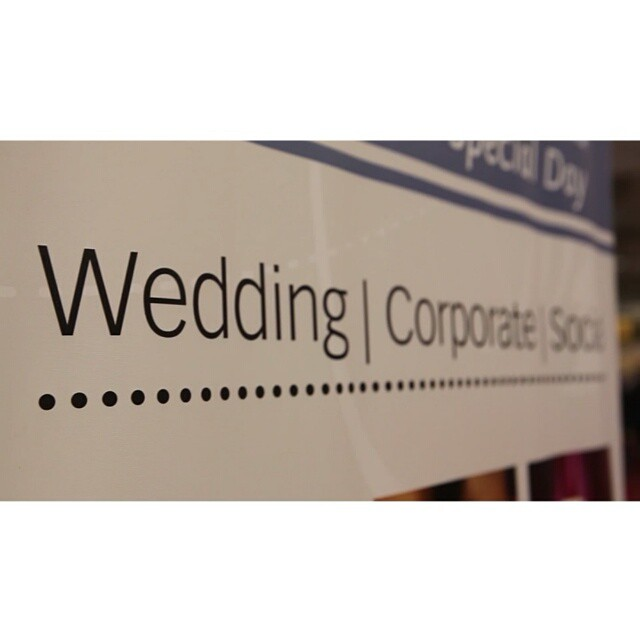 Its always a pleasure doing wedding trade shows. Stay tuned for more to come. Thanks to _evoqid for