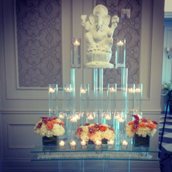 Lobby design for the guests