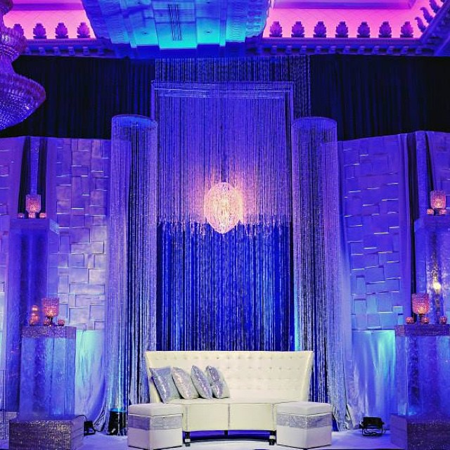 A dreamy setup for our client. Romance is in the air