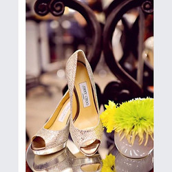 My clients stylish shoes to dance the night in