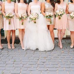 Jenn & Ryan Day of Coordination weddinggown #wedding #events #weddingplanner #coordinator #reception