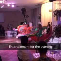Live Salsa Entertainment from it's home land Mexico