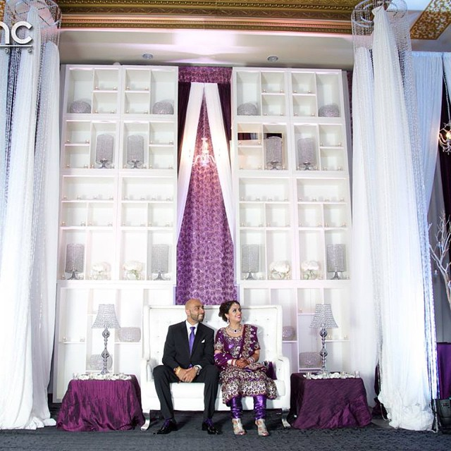 Amit & Shiba Wedding + Reception